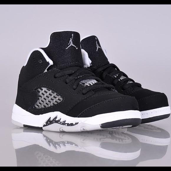 446e2a99bea7e8 Jordan - Sneakers - RETRO 4 LS OREO SNEAKER  Nike Air Jordan Retro 5  Toddler Oreo  Jordan Flight SC 1 Oreo White Black ...